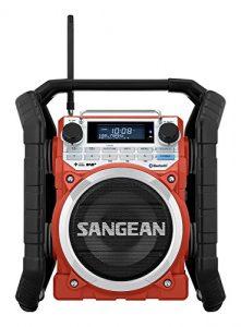 sangean u4 Baustellenradio